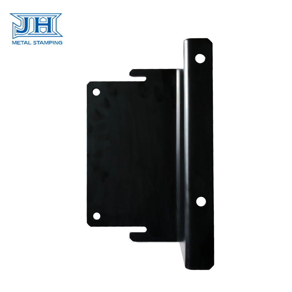 Refrigeration Equipment Parts Black Powder Coating 2mm Thickness